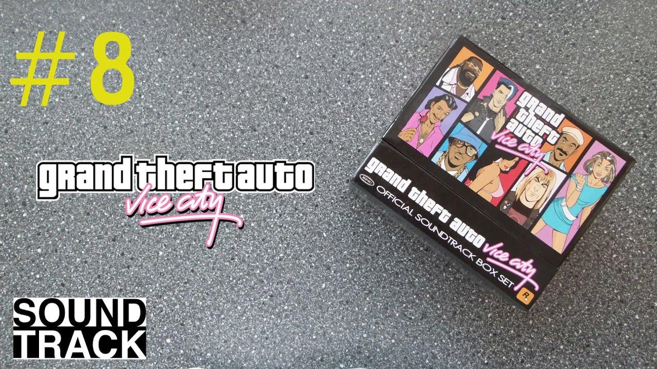 gta vice city soundtrack vinyl