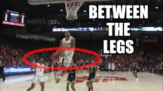 Obi Toppin Puts On a DUNKING CLINIC vs. George Washington! BETWEEN The LEGS DUNK 👀 ᴴᴰ