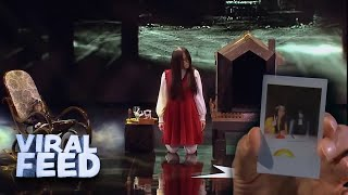 ALL SACRED RIANA PERFORMANCES ON ASIA'S GOT TALENT | VIRAL FEED