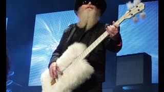 ZZ Top - GOT ME UNDER PRESSURE - Mannheim 10.10.2009