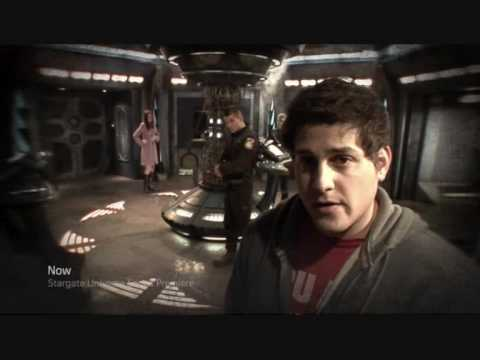 Stargate Universe - Kings and Queens 30 Seconds to Mars
