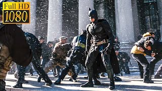 Бэтмен против Бэйна.Где детонатор. The Dark Knight Rises