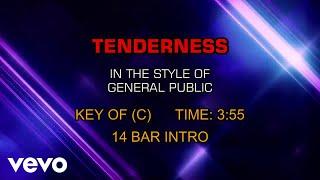 General Public - Tenderness (Karaoke)