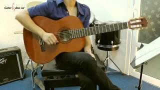 Dạy Học Guitar] [Đệm Hát] [Điệu Tango]   Bài Tango Cho Em