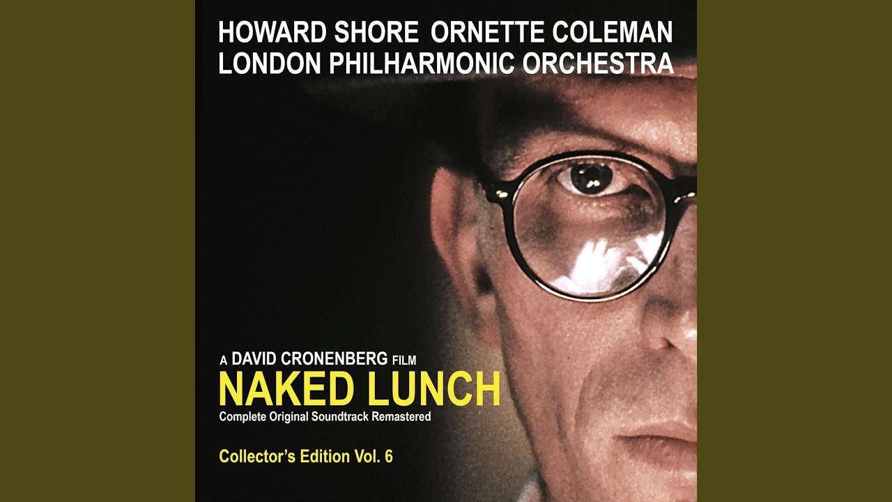 Naked Lunch [Music from the Original Soundtrack] - Howard