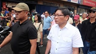 MMDA Chairman in Divisoria