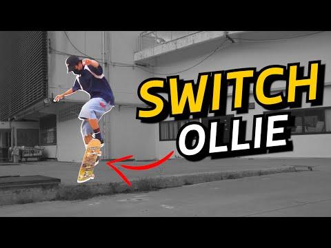 ฝึกเตะสเก็ตบอร์ดด้าน Switch..!! จะรอดหรือร่วง!? | อยากเป็นเด็กบอร์ด EP.77