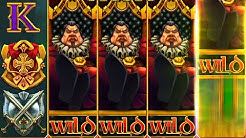 👑 Sheriff Of Nottingham Big Win Compilation 💰 A Slot By iSoftBet.