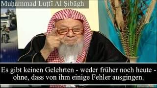 Sh. Muhammad Lutfi Al Sibagh   Wenn dein Bruder einen Fehler macht...