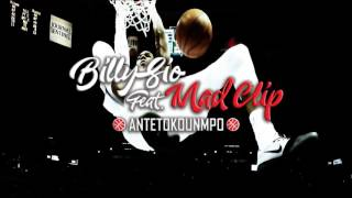 Billy Sio - Antetokounmpo ft Mad Clip