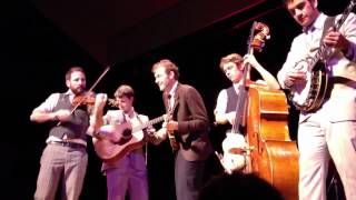 The Punch Brothers at Town Hall NYC April 26, 2012