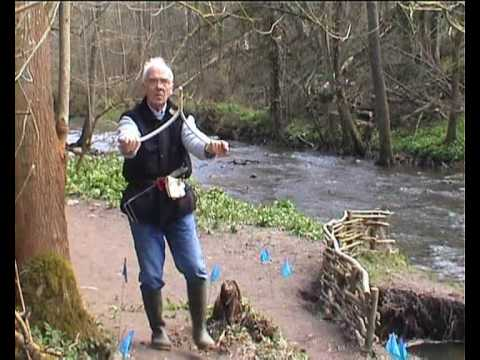 peter  taylor down to earth water dowsing part 1