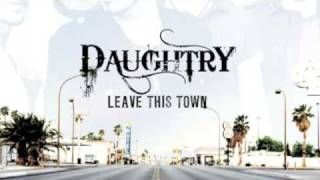 Daughtry - Learn My Lesson - [HQ] - Lyrics Included