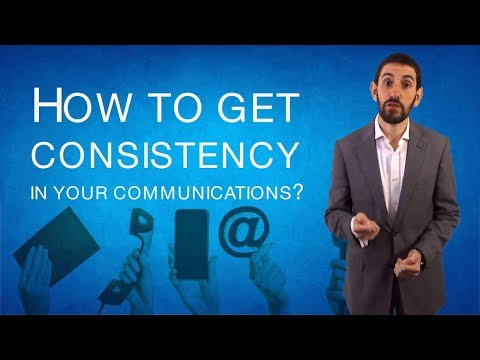 Identity Triangle - Consistency In Your Communications