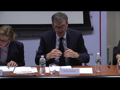 Session 3: Europe's Security and Foreign Policy Challenges (2016 Summit on the Future of Europe)