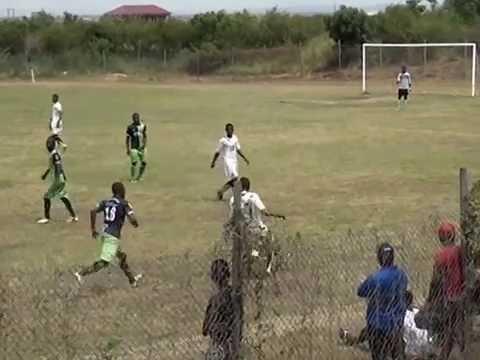 Ghana U17 Soccer Match  - Video 3