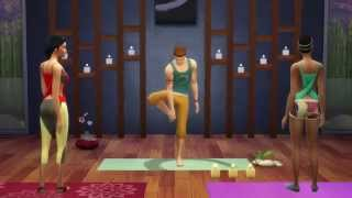 The Sims 4: Spa Day - Trailer B-Roll