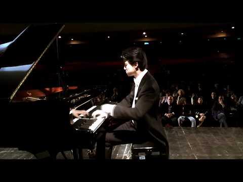Haiou Zhang plays Beethoven Waldstein Sonata