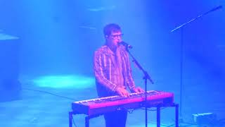 """WEEZER """"HAPPY HOUR + I'LL LOVE YOU EVERYDAY """"WORLD PREMIERE  @ AB BRUSSELS 2017"""