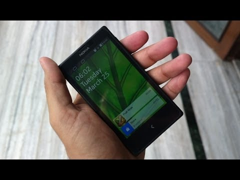 Nokia X Android 4.4.2 KitKat Rom & G-app Installation Guide