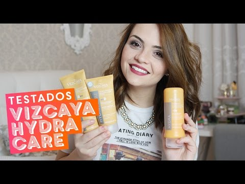 Testados: produtos para o cabelo Vizcaya Hydra Care • Karol Pinheiro