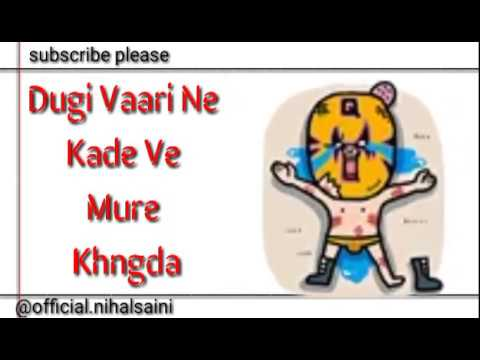Never Again New Punjabi Song Whatsapp Status Video