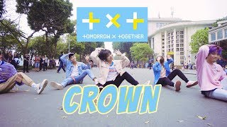 Download [KPOP IN PUBLIC CHALLENGE] TXT (투모로우바이투게더) 'CROWN' Dance Cover By M.S Crew From Vietnam Mp3