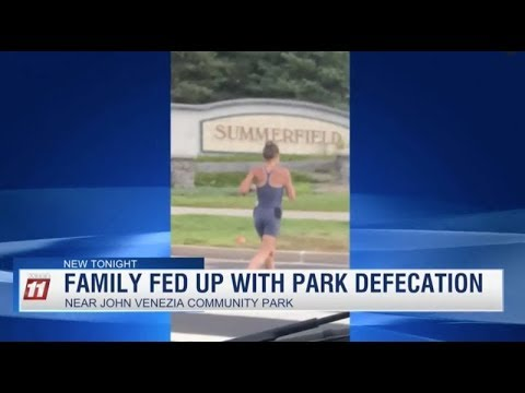 Colorado Jogger Dubbed 'The Mad Pooper' Wanted For Leaving A Messy Trail.