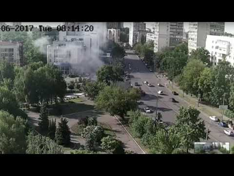 Security Official Killed in Kiev Explosion