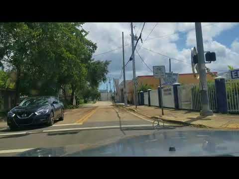 Day after Hurricane Irma in Miami -  Lemon City / Little Haiti