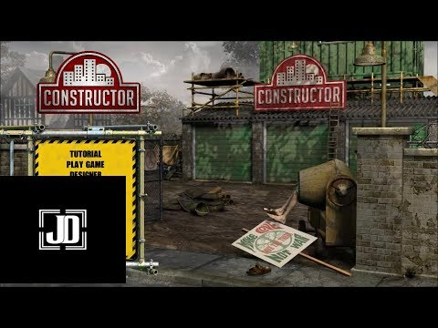Constructor Review/lets play