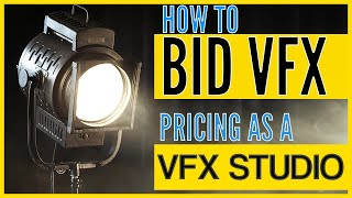 How to bid on VFX jobs (and price them as a studio) Allan McKay Glassdoor