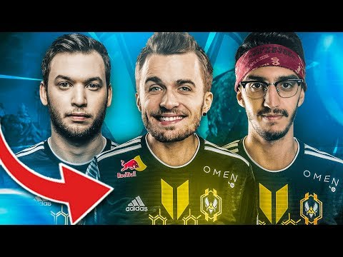 SQUEEZIE REJOINT VITALITY FORTNITE ! ►TOP1 33KILLS Ft/ SQUEEZIE & MICKALOW