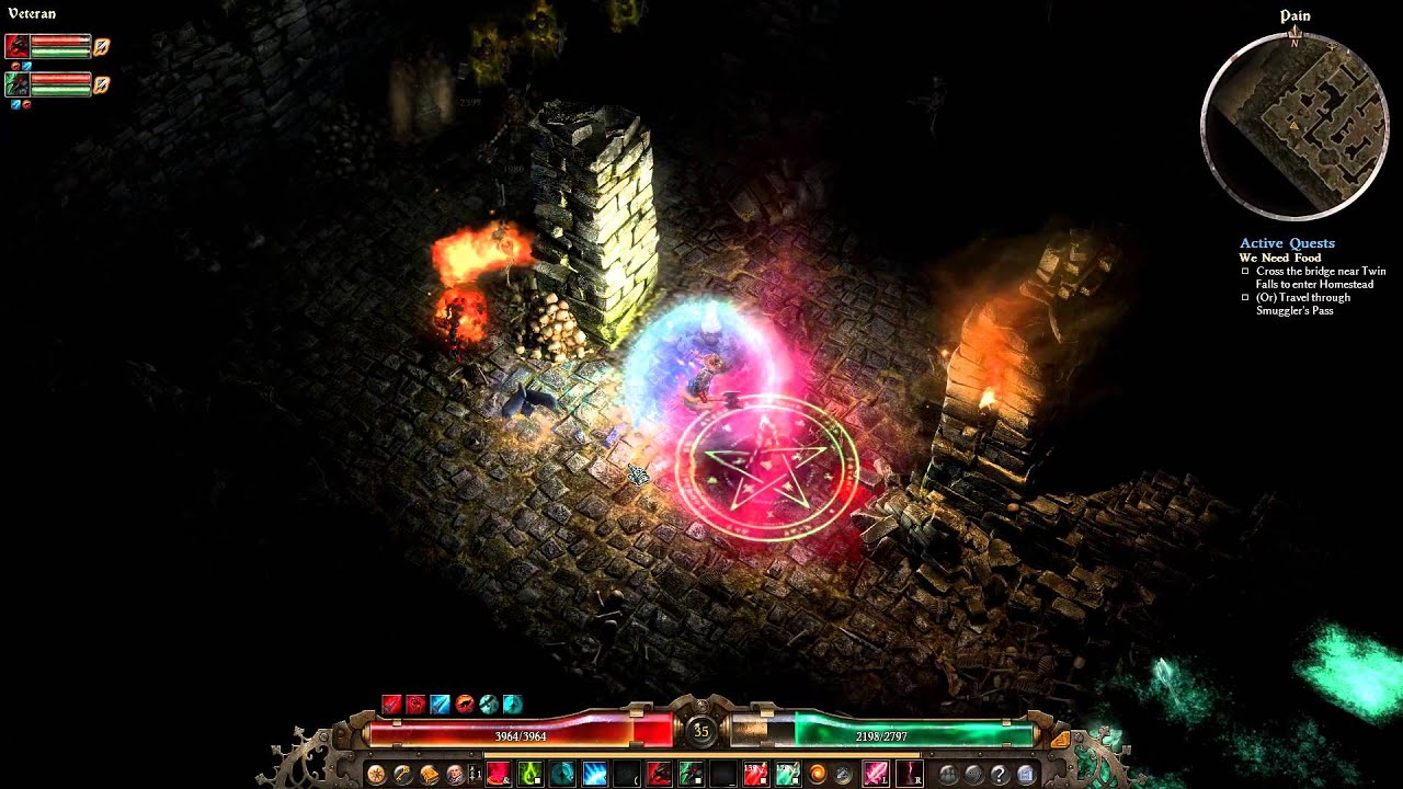 how to get more scrap in grim dawn
