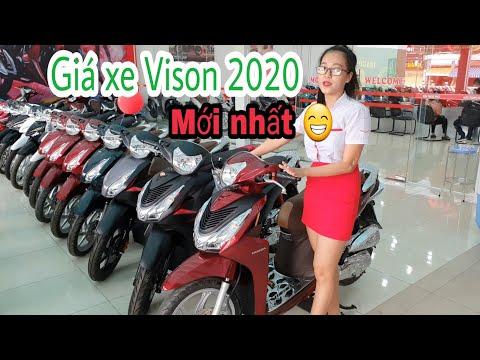 Honda Vision 2020   Báo giá xe mới nhất giá siêu rẻ