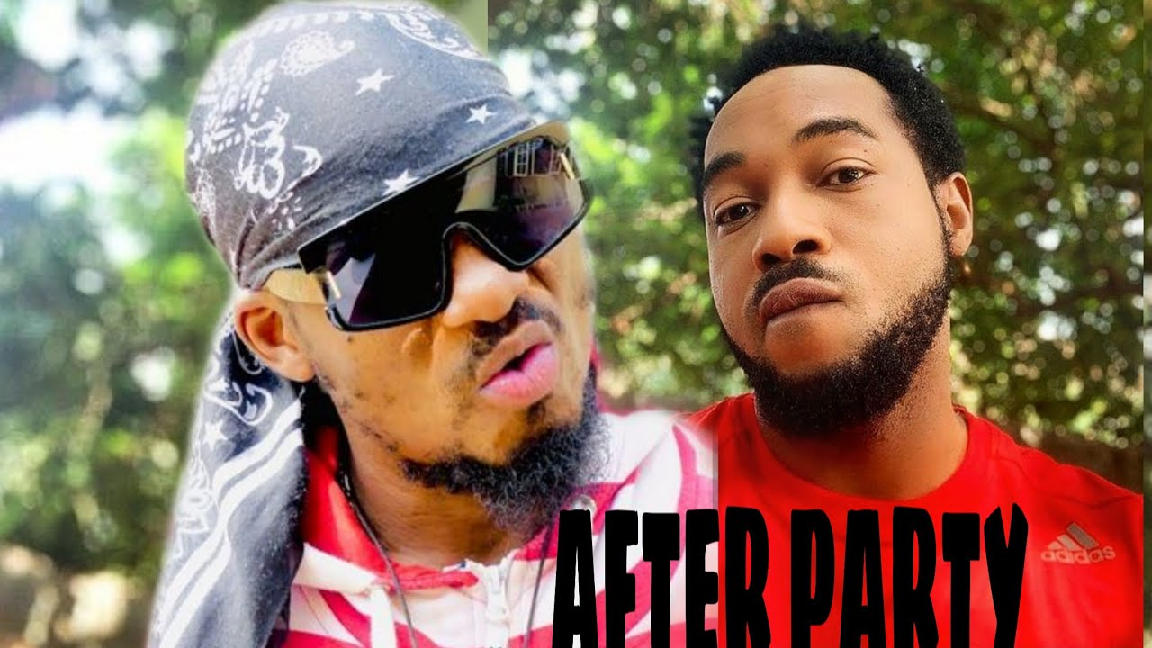 Download AFTER PARTY  Part 4 NIGERIA ACTORS AT WAR Latest Nigeria 2021 Trending Movie Nonso Diobi Vs Jnr Pope