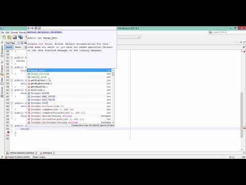 Membuat Form Data Obat Java NetBeans & Database MySQL (Part 2)
