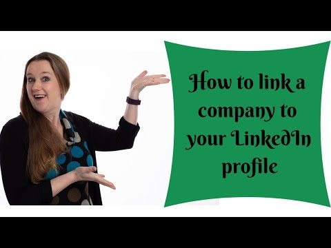 Step by step tutorial on how to connect your LinkedIn business page to your personal profile. thumbnail