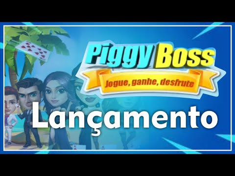 PIGGY BOSS - JOGO LANÇAMENTO   2020✔️