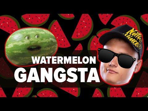 Seized Watermelon Gangsta
