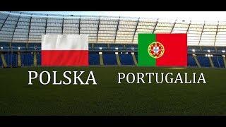 Polska - Portugalia 2:3 (relacja i bramki) ● Liga Narodów UEFA ● Stadion Śląski 11.10.2018