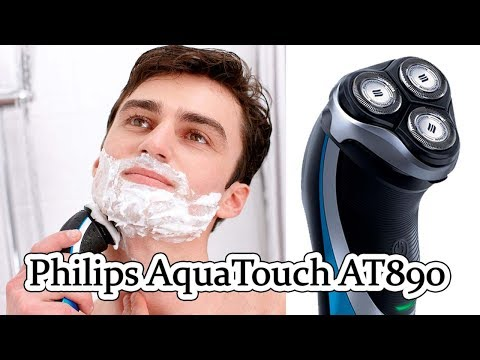Why Should You buy Philips AquaTouch AT890 Shaver Cum Trimmer | Review | Unboxing | Demo | Cleaning