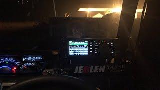 アマチュア無線JE6LEN菊池から荒尾カンバック