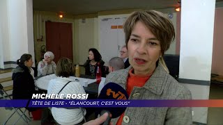 Yvelines | Michèle Rossi présente son programme pour Elancourt