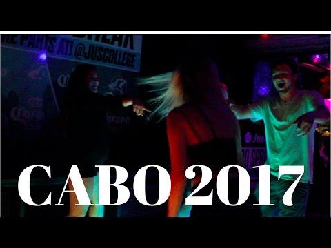 CLUBBING IN CABO!! spring break 2017   kai alexandra