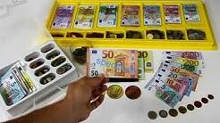 EURO-Rechengeld - Spielgeld - SpielundLern.de