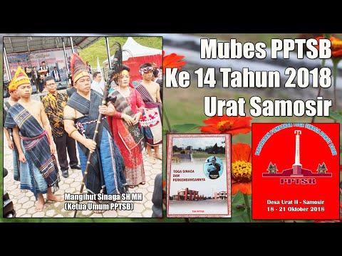 Mubes PPTSB Ke 14 Tahun 2018 (DR Timbul Sinaga SE)