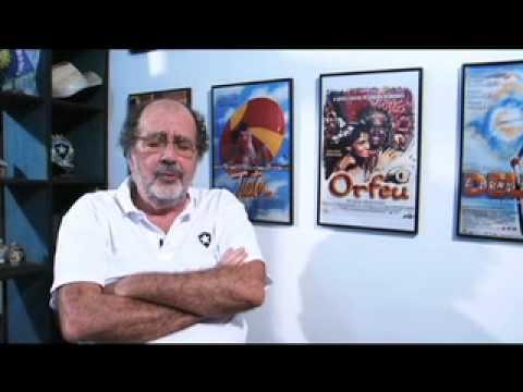 Carlos Diegues no RCB