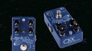 ckk electronic space station pro reverb delay verb