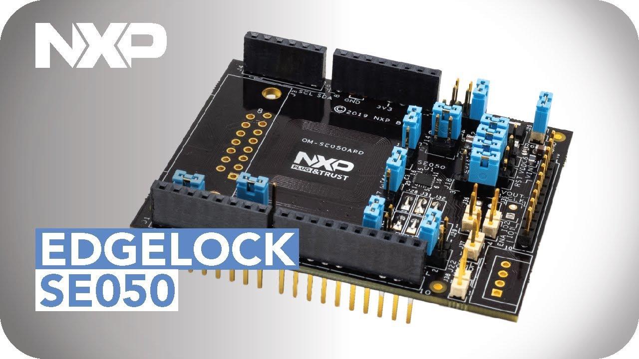 Securing Tomorrow's IoT - NXP's EdgeLock™ SE050